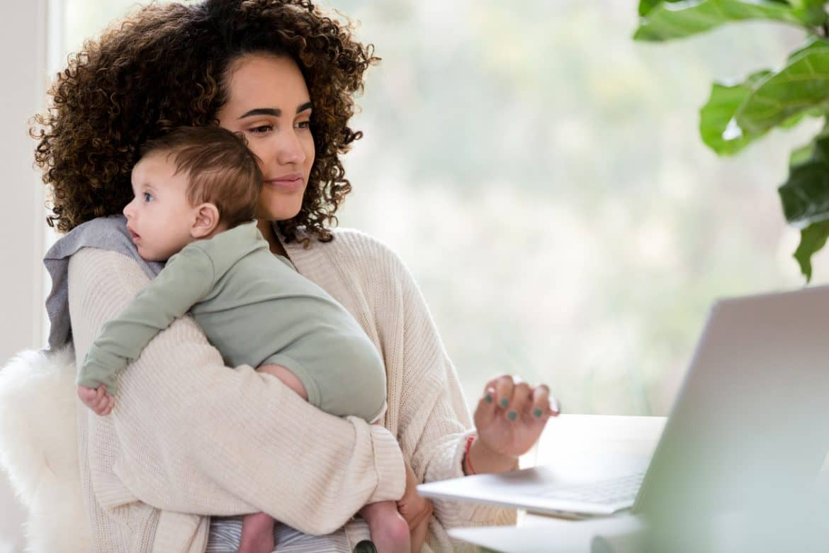 Tips for Work-From-Home Parents